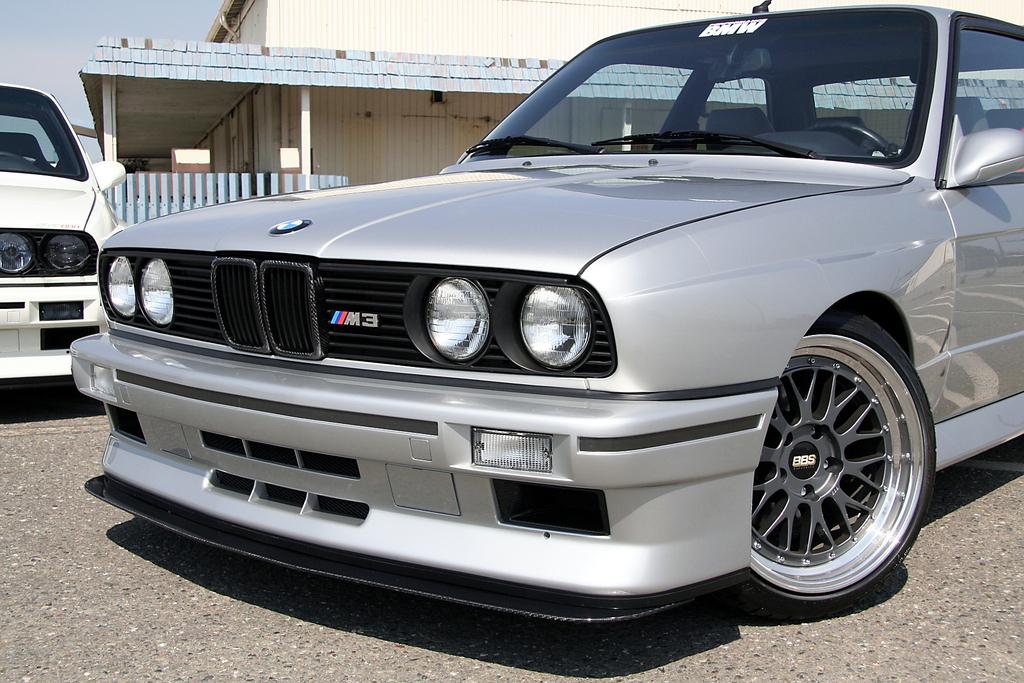 The Impressive BMW E30 M3