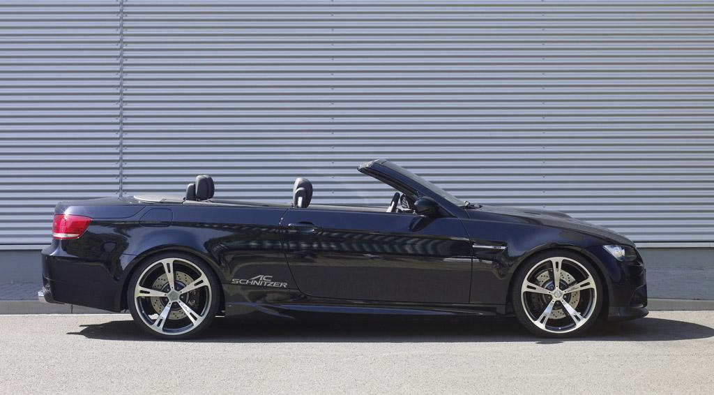 AC Schnitzer's ACS3 Sport BMW M3 Cabrio