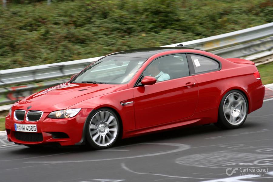 No BMW M3 CSL