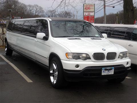 BMW X5 Limousine