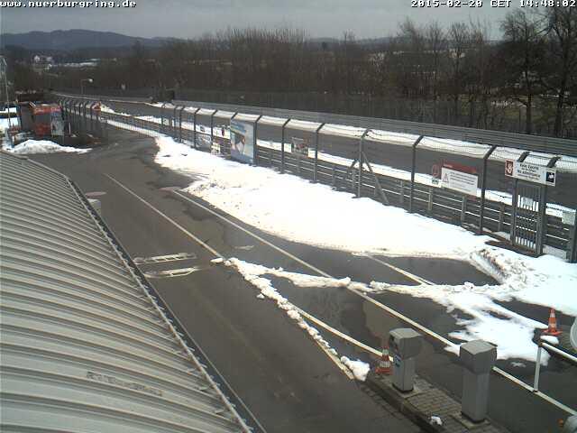 Nurburgring Live Webcam