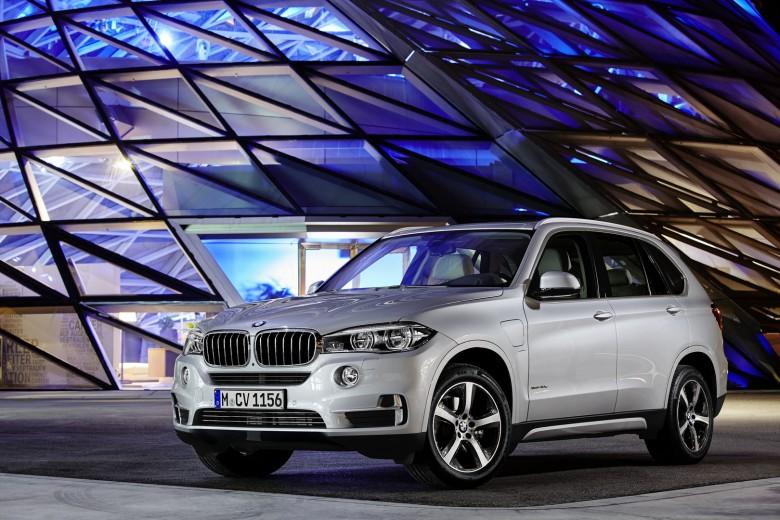 2016 BMW X5 xDrive40e Heads to 2015 Shanghai Motor Show