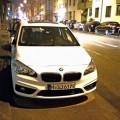 BMW 2-Series 223e SAT Spy Shot