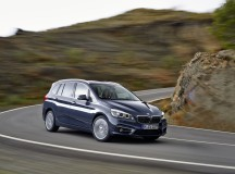 BMW 220d xDrive Gran Tourer Launched, Impressive Gallery Released