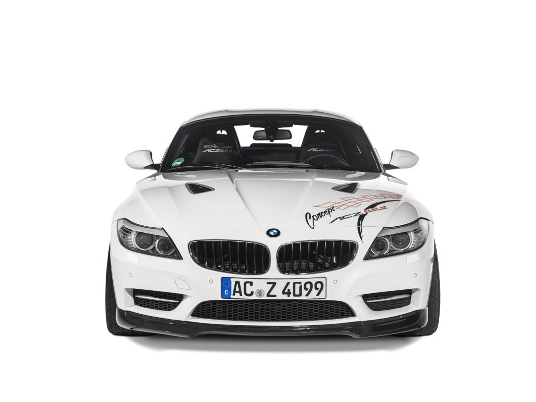 BMW ACZ4 5.0d by AC Schnitzer