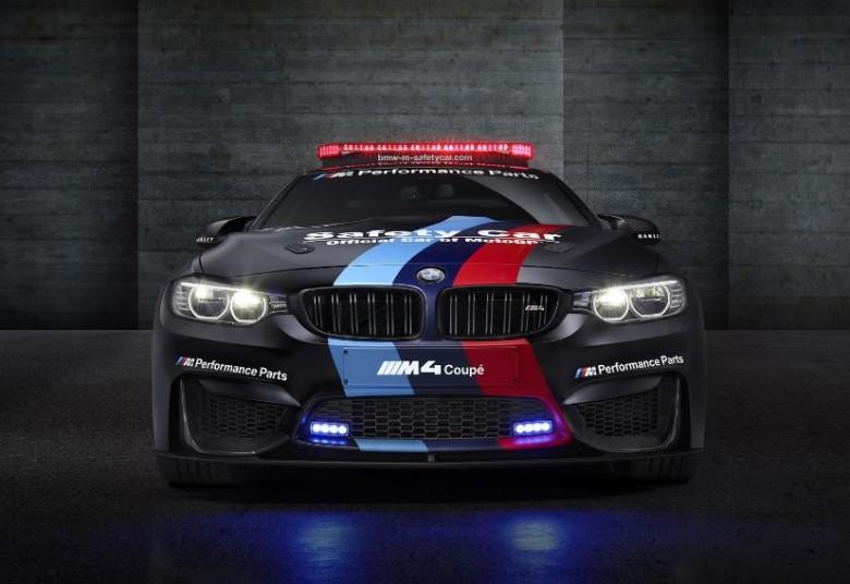 2015 Geneva Motor Show: BMW M4 MotoGP Safety Car Unveiled