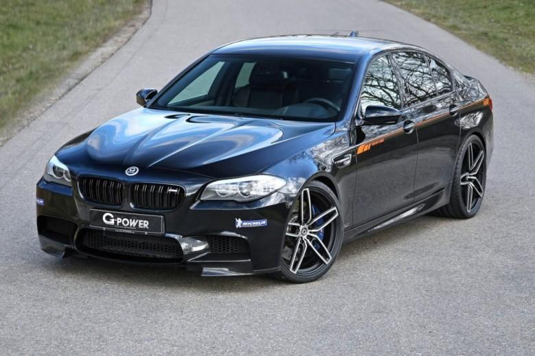 BMW M5 by G-Power