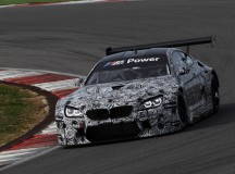 BMW Motorsports Tests M6 GT3 Before Making Its Way on the Racing Tracks in 2016