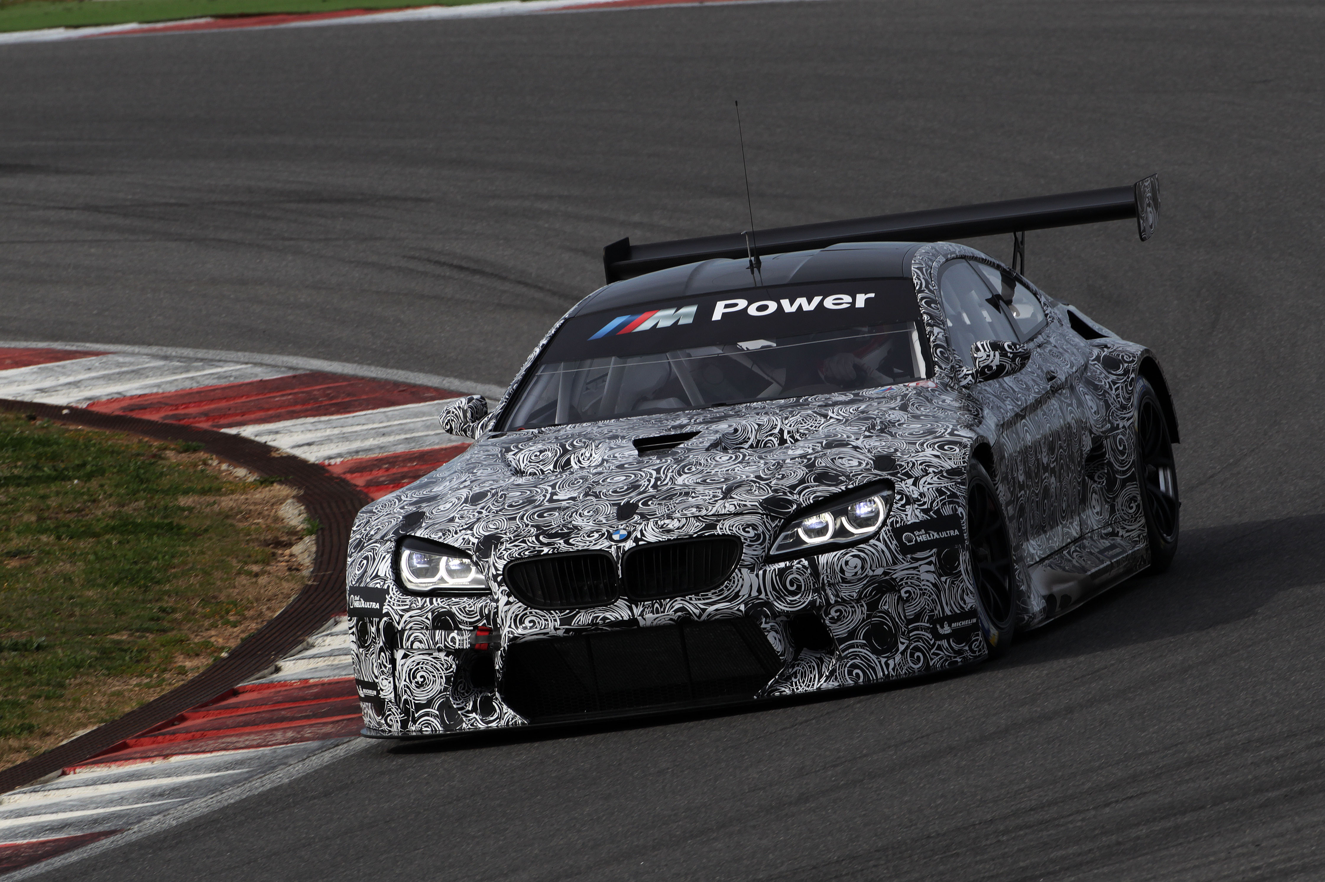 101442eaf2cf BMW Motorsports Tests M6 GT3 Before Making Its Way on the Racing ...