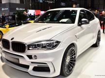 2015 Geneva Motor Show: BMW X6 by Hamann