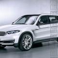 BMW X7 Rendering