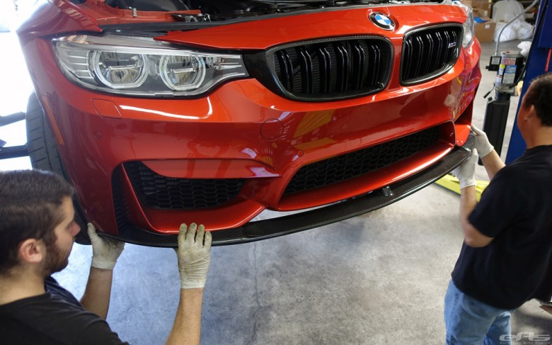 F80 BMW M3 Tuned Up by EAS