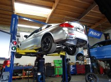F82 BMW M4 Coupe by EAS