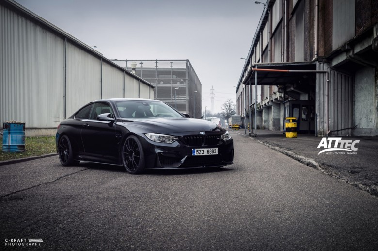 F82 BMW M4 Gets Photo Session by C-Kraft Photography
