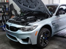 F82 BMW M4 Upgraded by EAS