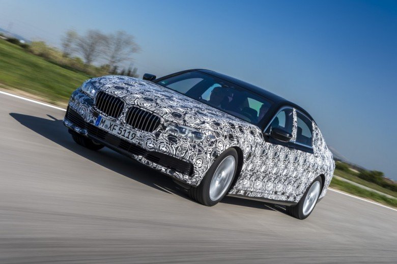 BMW Reportedly Working on the Top 7-Series M7