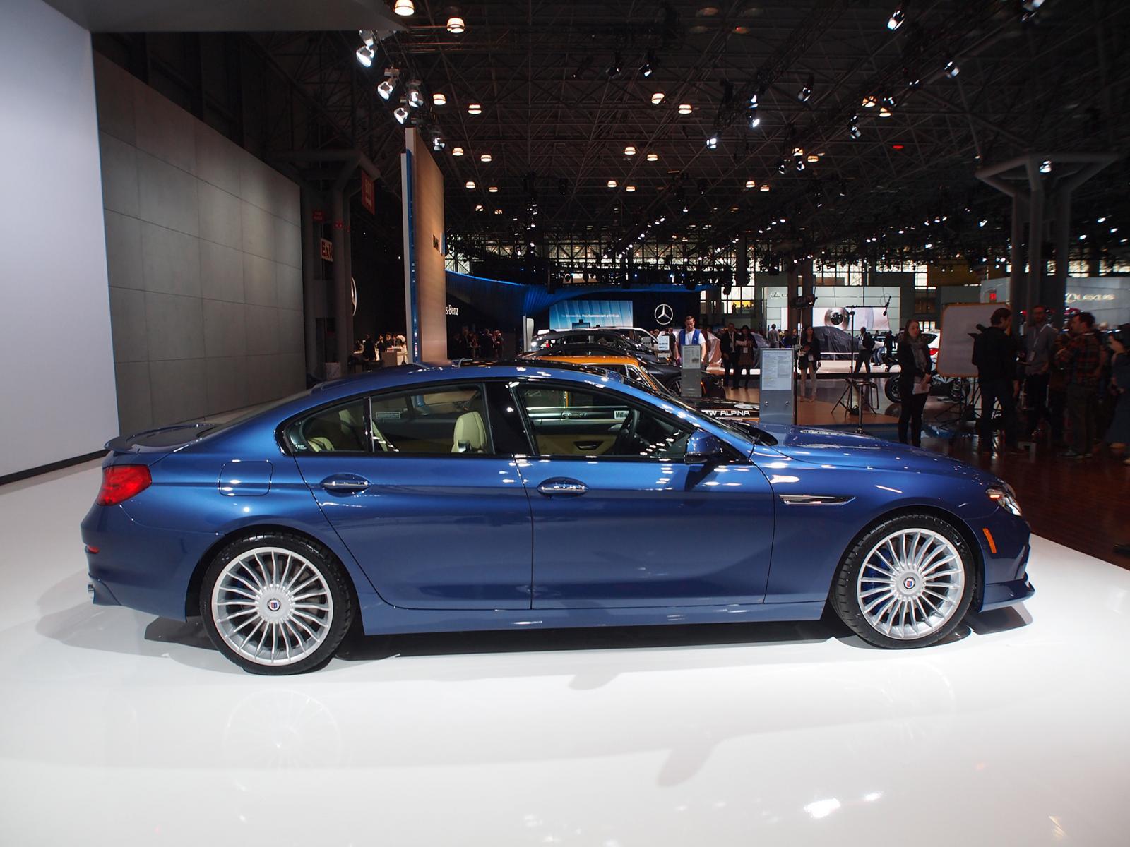 2016 BMW ALPINA B6 XDrive Gran Coupe