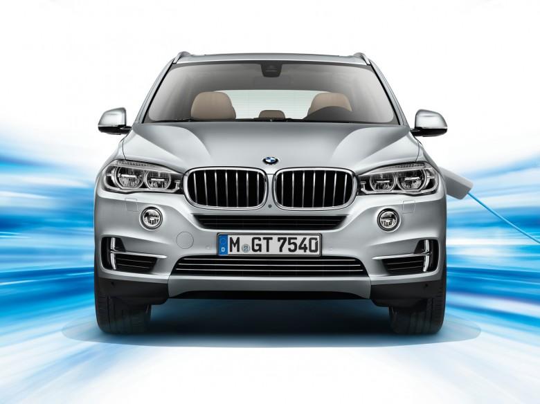 2016 BMW X5 xDrive40e Revealed in New Promo