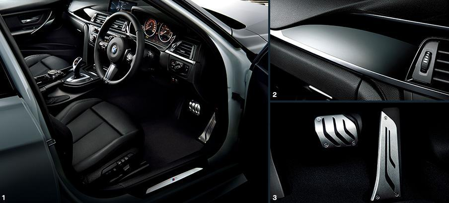 BMW 3-Series M Sport Style Edge