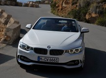 BMW 4-Series Convertible Factory Recall for Airbag Issues