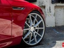 BMW 6-Series 650i M-Sport Rides on Special– Vossen VFS1 Wheels