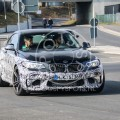 BMW M2 Spy Shot