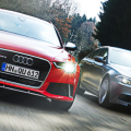 BMW M5 vs. Audi RS6