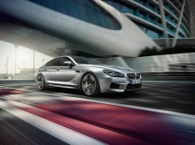 BMW M6 Gran Coupe Seen in Awkward Commercial