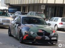E93 BMW M3 Cabriolet by HAMANN