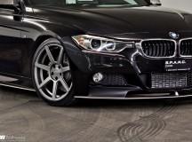 F31 BMW 3-Series Riding on VMR 706 Wheels