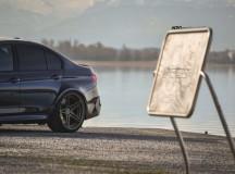 F80 BMW M3 on ADV.1 Wheels