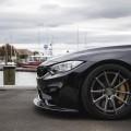 F82 BMW M4 on MORR MS11 Wheels
