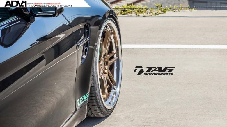 F82 BMW M4 Riding on ADV06 Track Function CS Series Wheels, Installation by TAG Motorsports