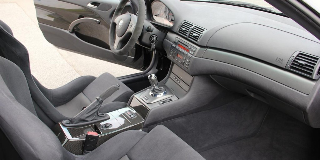 2003 BMW M3 CSL Costs 109,500 Euros   BMWCoop