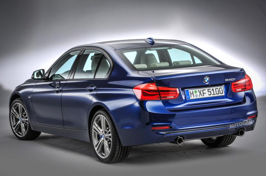 BMW Series Will Be Driver Focused New Technology Announced - Bmw 2015 3 series price