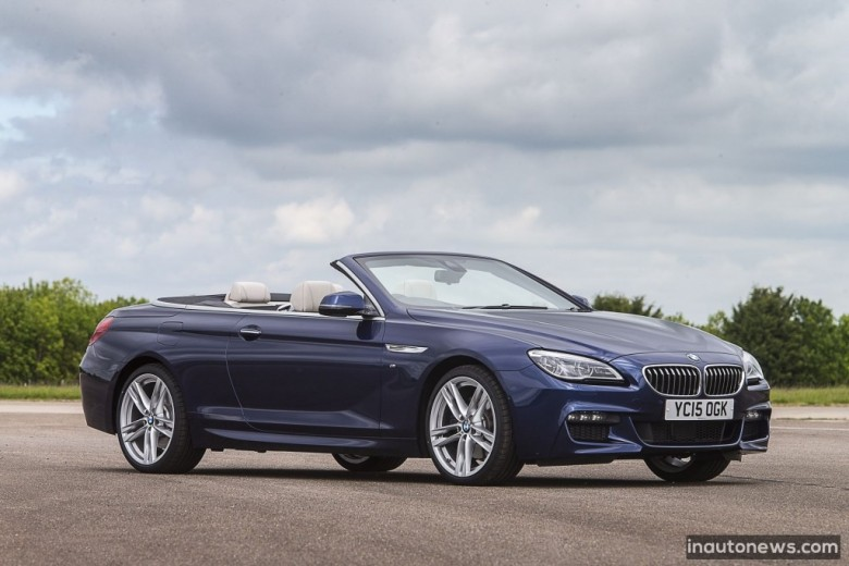 2015 BMW 6-Series Heads to Australia, Prices Announced