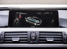 2016 BMW 3-Series 330e Spy Shot