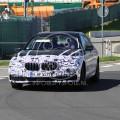 2016 BMW 7-Series New Spy Shot