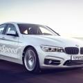 2017 BMW 5-Series Rendering