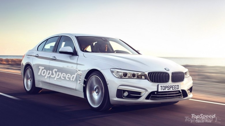 2017 Bmw 5 Series New Rendering Launched