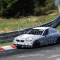 2017 BMW 5-Series Spy Shot