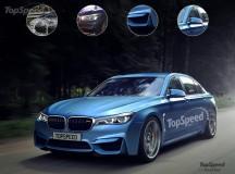 2017 BMW M4 Rendering