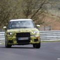 2017 MINI Countryman Spy Shot