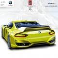 BMW 3.0 CSL Hommage New Rendering