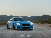 BMW 650i Coupe Gets Upgraded by Prior Design