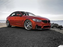 BMW M3 with VS52R by MORR Wheels
