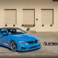BMW M4 on HRE Classic 303 Wheels