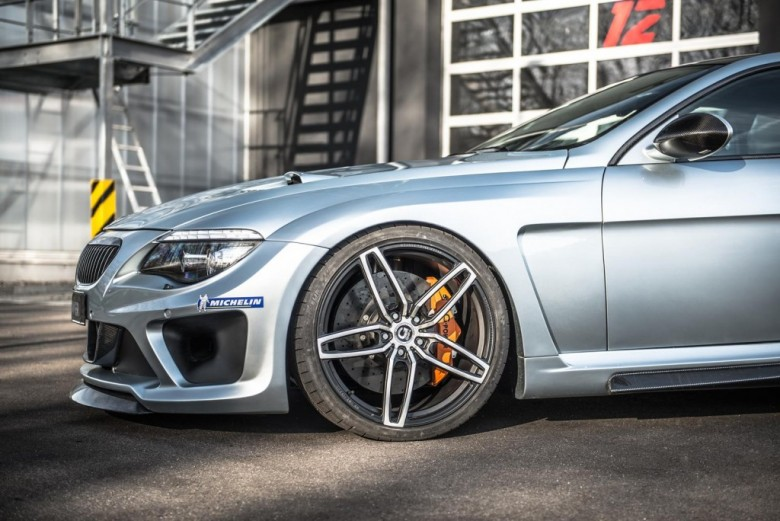 G-Power Upgrades BMW M6 Coupe