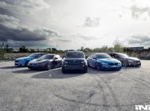 BMW Model Fleet by IND Tuning