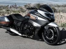 BMW Motorrad Concept 101 Motorcycle Debuts at the 2015 Concorso d'Eleganza Villa d'Este, Italy